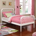 Coaster Jones Twin Bed - Item Number: 400415T