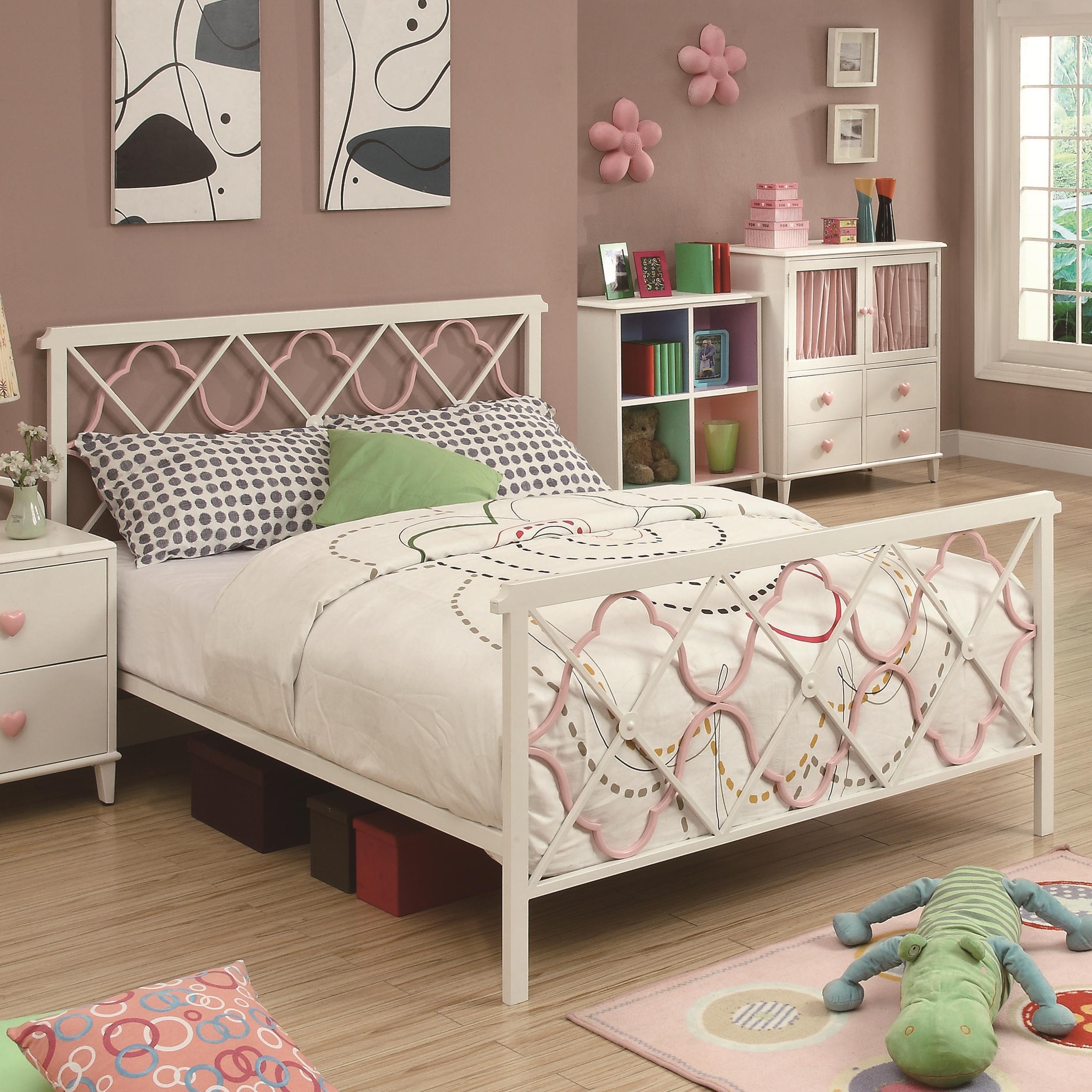 Coaster Juliette Full Bed - Item Number: 300344F