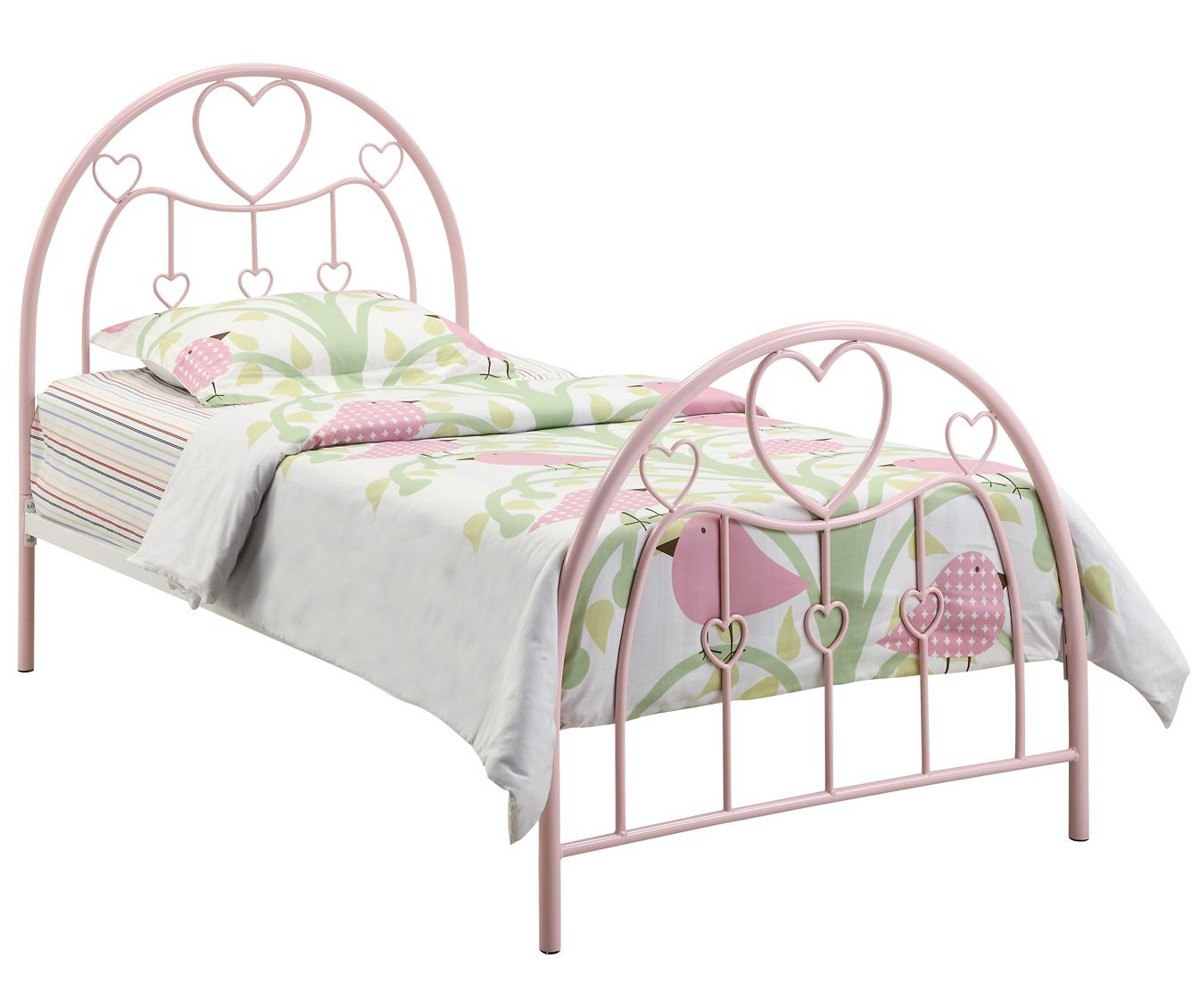 Coaster Juliette Twin Metal Bed - Item Number: 400571T