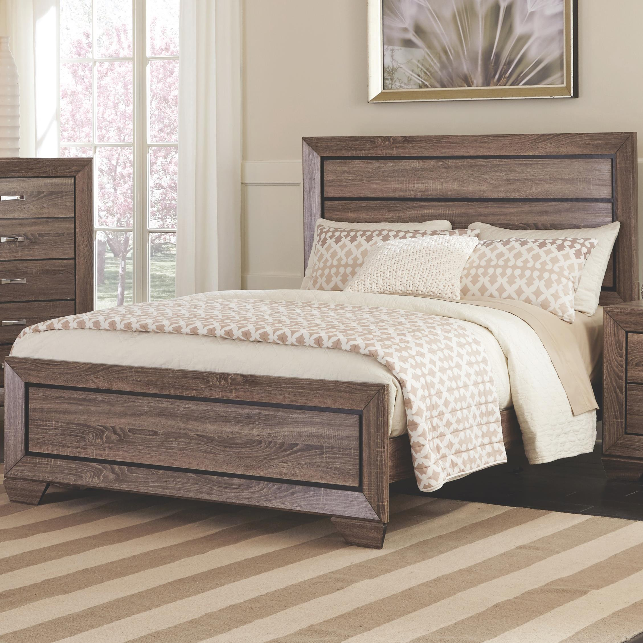 cal king p remington bed