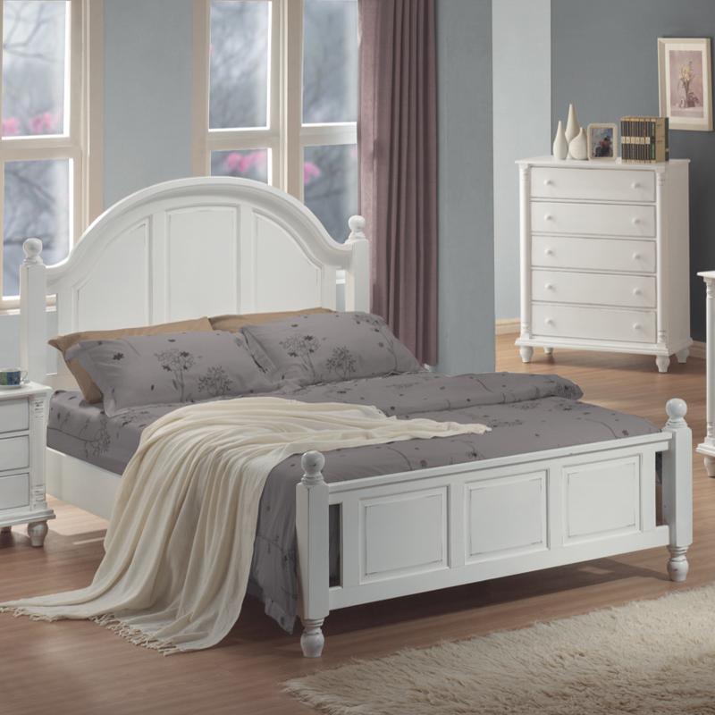 Coaster Kayla King Headboard & Footboard Bed - Item Number: 201181KE