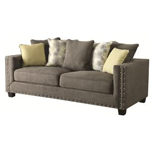 Coaster Kelvington Tuxedo Sofa