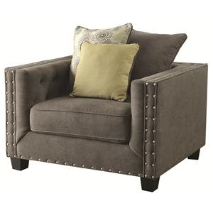 Coaster Kelvington Upholstered Chair