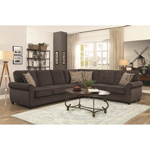 Coaster Kendrick Sectional