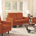 Coaster Kesson Loveseat - Item Number: 505372