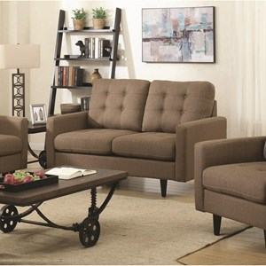 Coaster Kesson Loveseat