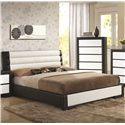 Coaster Regan California King Bed - Item Number: 203331KW