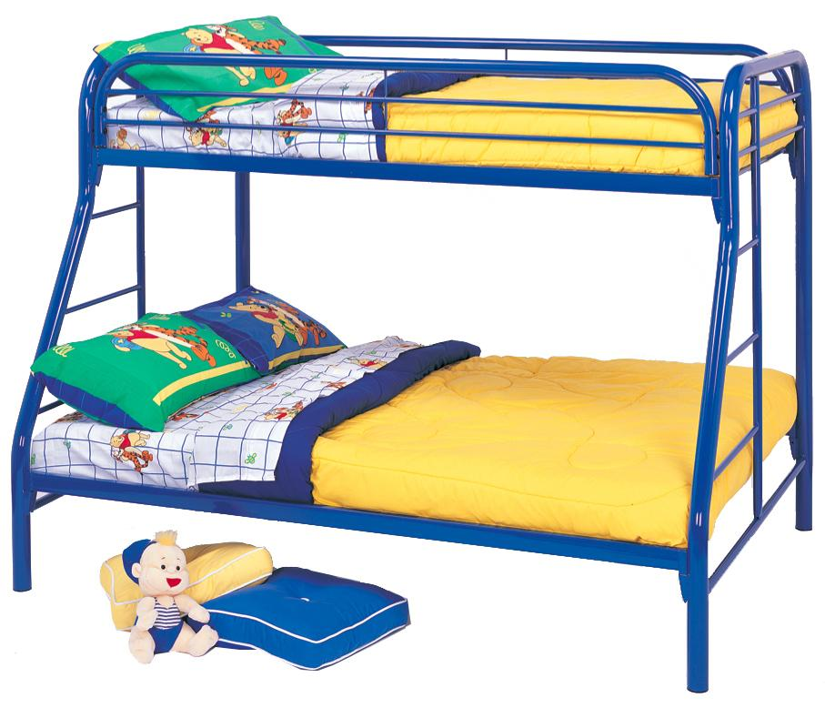 Coaster Fordham Twin Over Full Bunk Bed - Item Number: 2258B