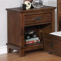 Coaster Kinsley Nightstand - Item Number: 401002