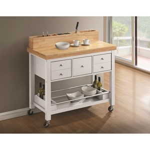 Coaster Kitchen Carts Kitchen Island