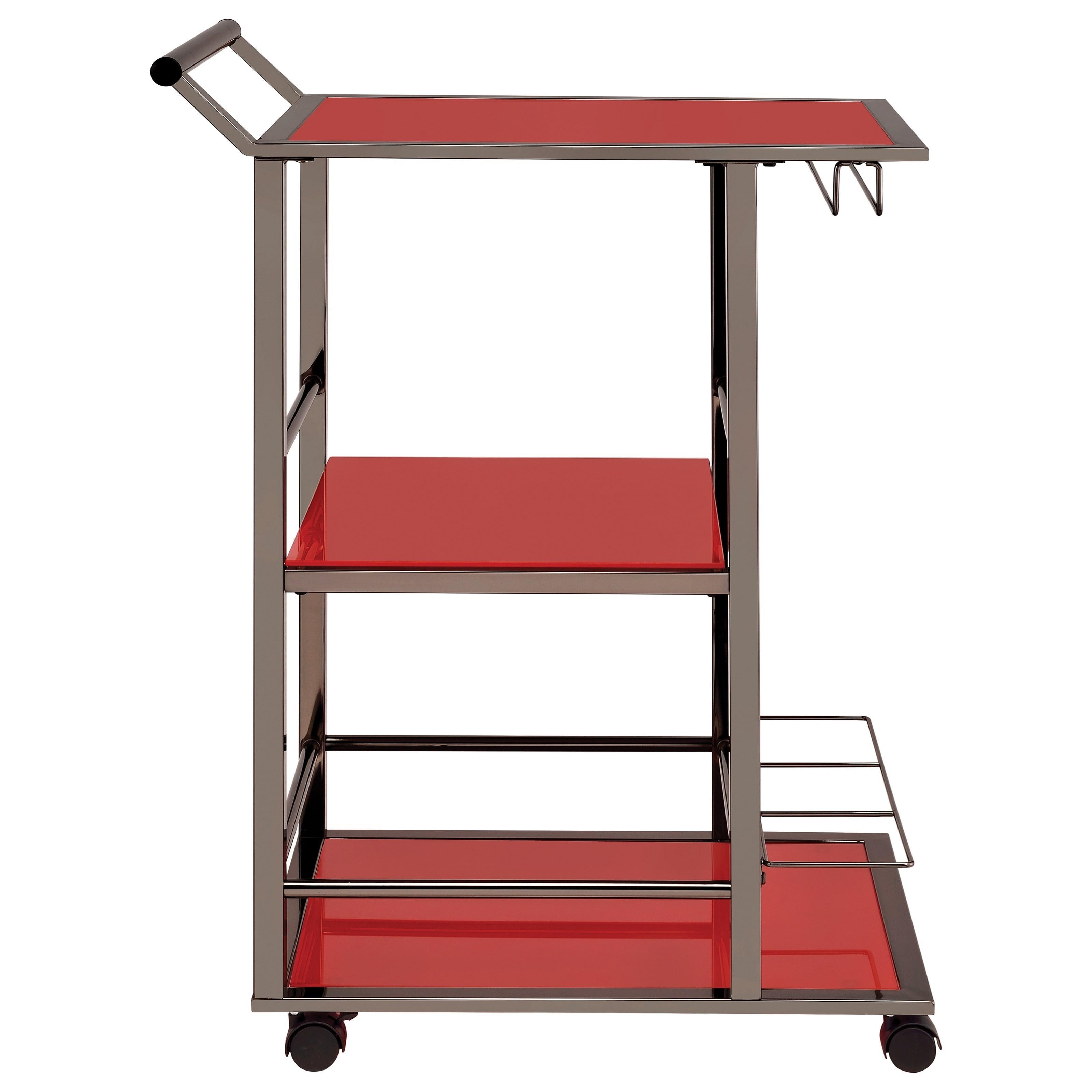 Coaster Kitchen Carts 102994 Contemporary Serving Cart