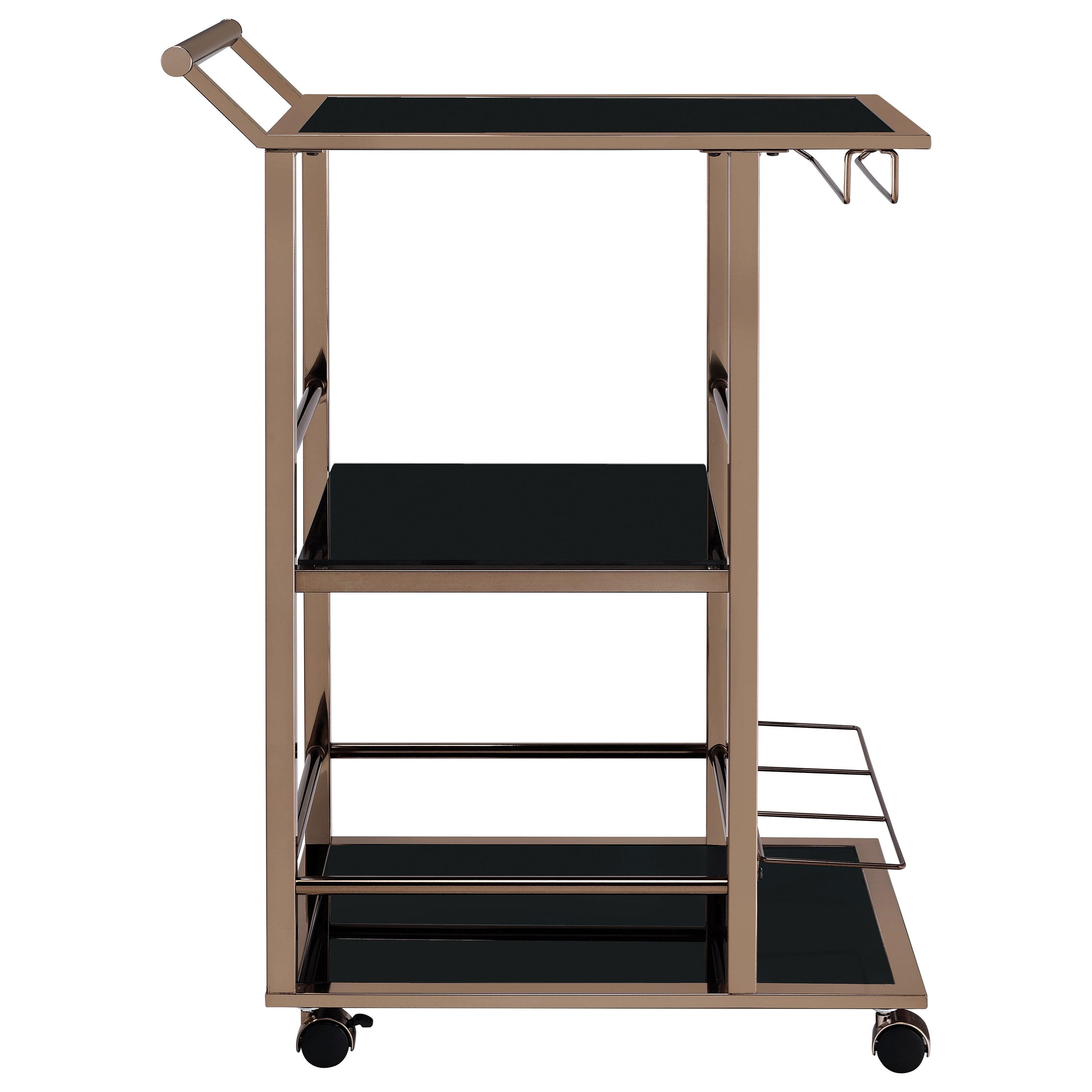 Coaster Kitchen Carts 102995 Contemporary Serving Cart