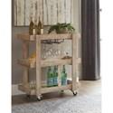 Coaster Kitchen Carts Serving Cart - Item Number: 108107