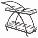 Coaster Kitchen Carts Serving Cart - Item Number: 181006
