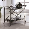 Coaster Kitchen Carts Serving Cart - Item Number: 910190