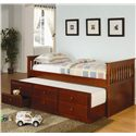 Coaster La Salle Daybed - Item Number: 300105