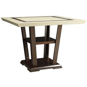Coaster Lacombe Counter Heightt Table