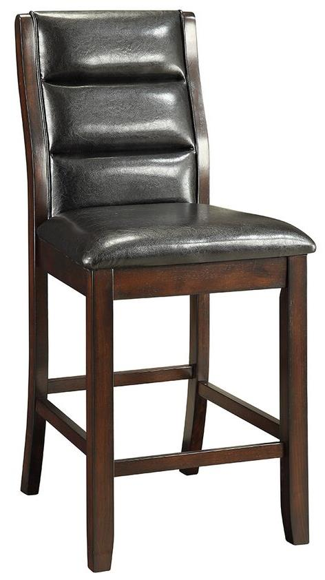 Coaster Lacombe Counter Height Chair - Item Number: 105849
