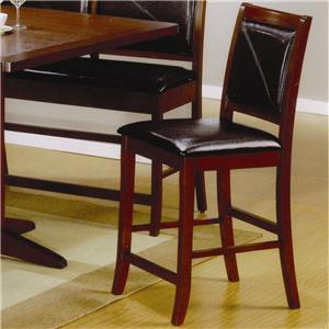 "Coaster Lancaster 24"" Bar Stool"