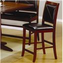 "Coaster Lancaster 24"" Bar Stool - Item Number: 101792"