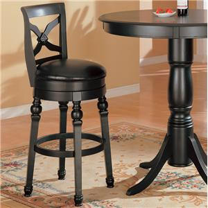 "Coaster Lathrop 29"" Bar Stool"