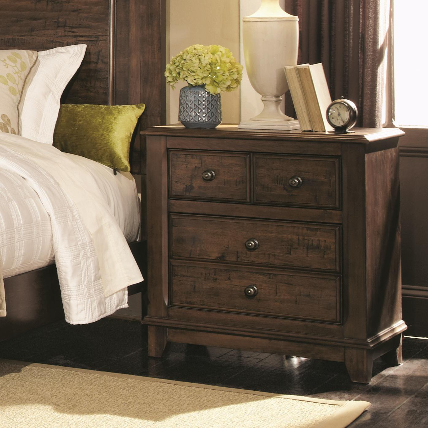Coaster Laughton Nightstand - Item Number: 203262