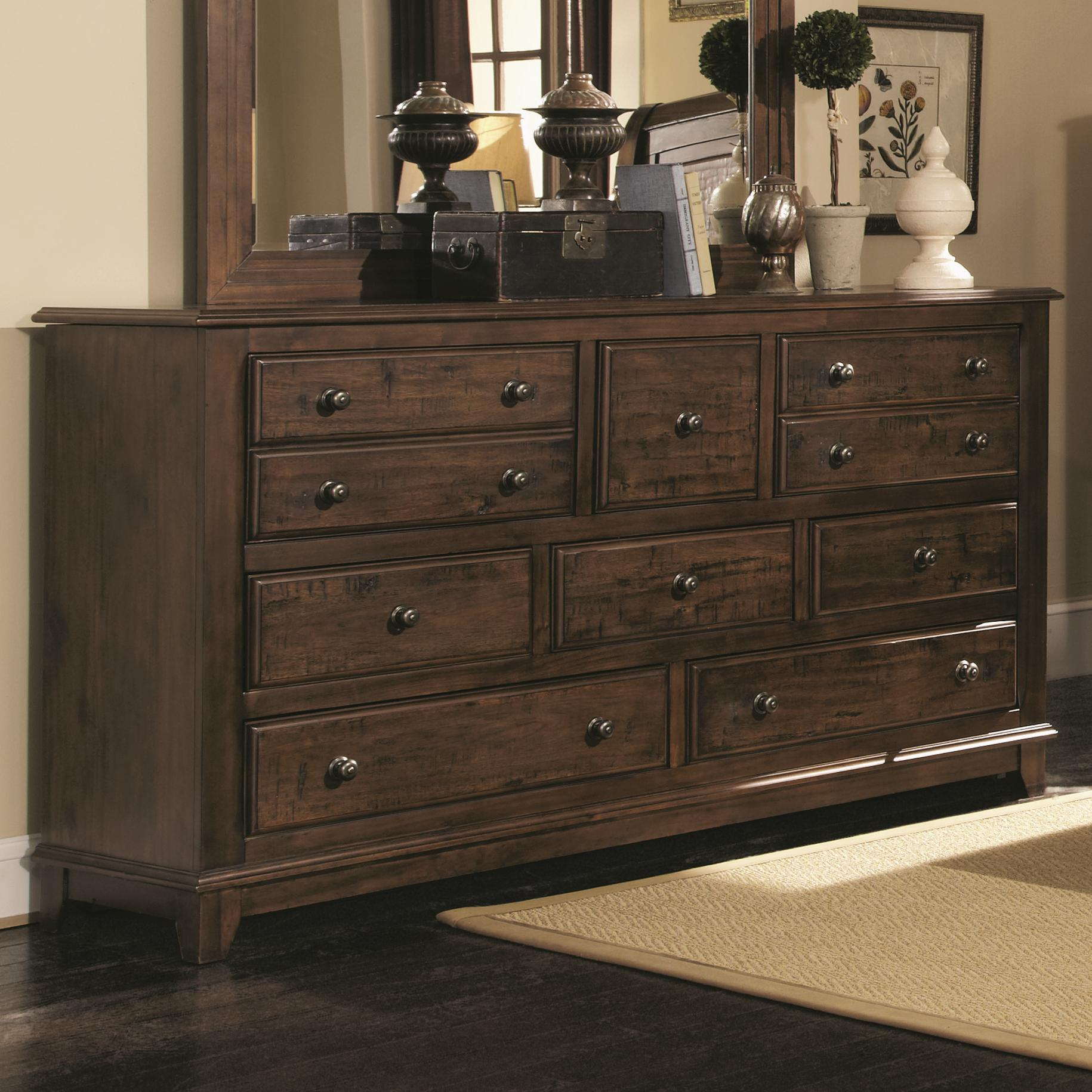 Coaster Laughton Dresser  - Item Number: 203263
