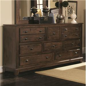 Coaster Laughton Dresser