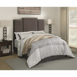 Coaster Lawndale Full Upholstered Headboard