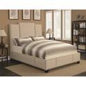 Coaster Lawndale King Bed - Item Number: 300796KE