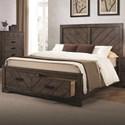 Coaster Lawndale California King Bed - Item Number: 206300KW