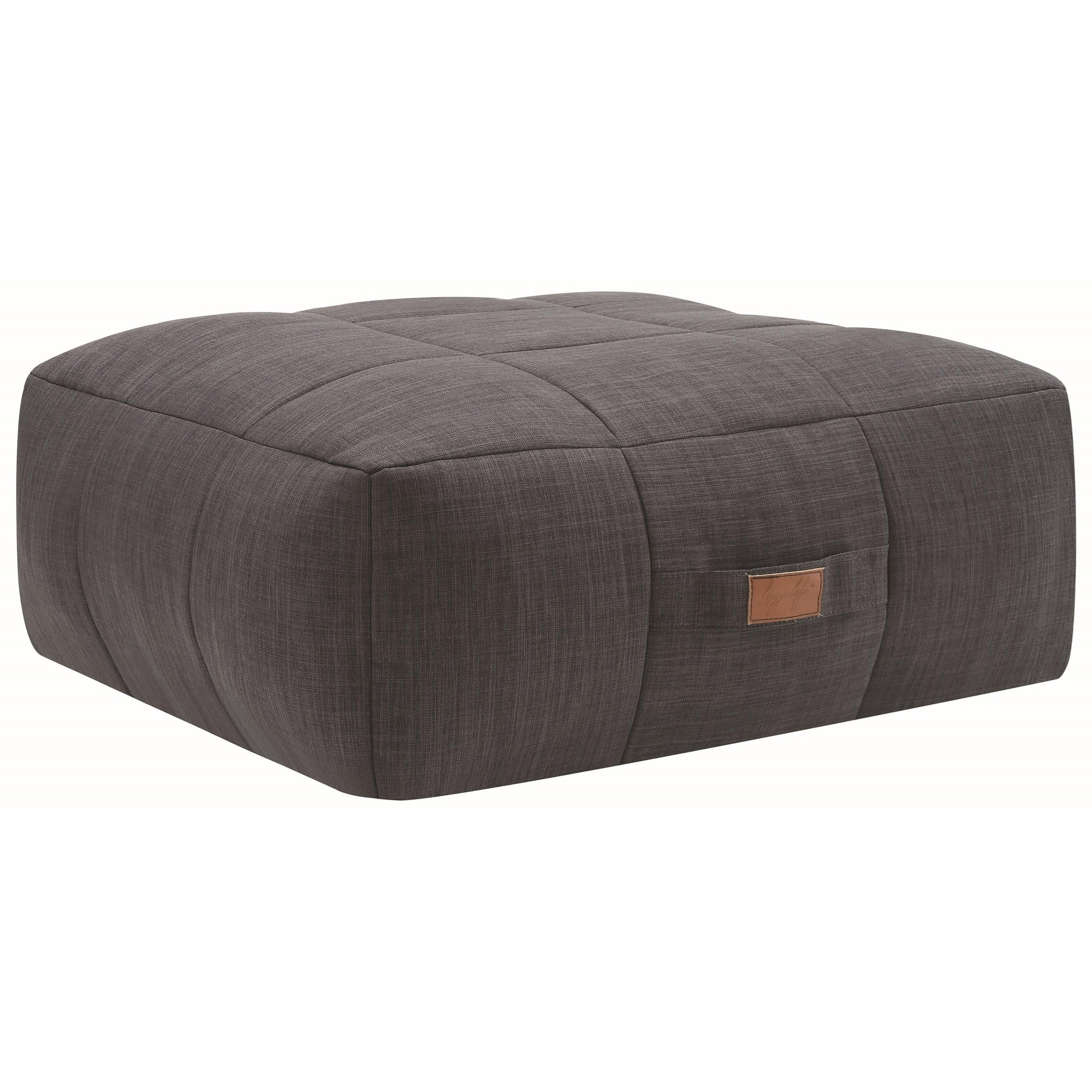 Coaster Lazy Life Ottoman - Item Number: 904021