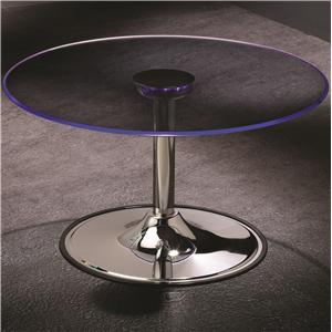 Coaster LED Coffee Table