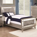 Coaster Leighton Full Bed - Item Number: 204921F