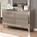 Coaster Leighton Dresser - Item Number: 204923