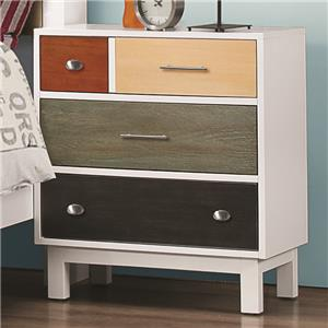 Coaster Lemoore Nightstand