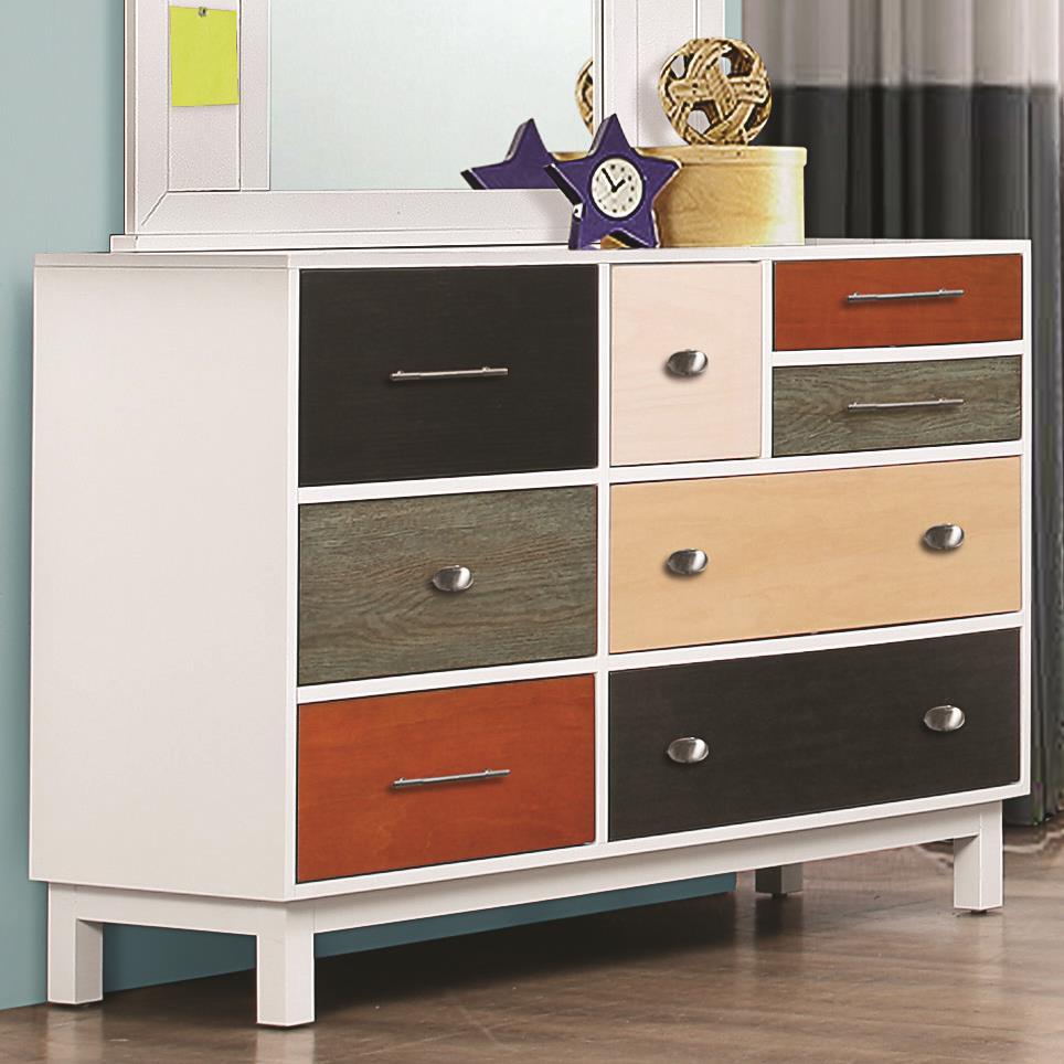 Coaster Lemoore Dresser - Item Number: 400793