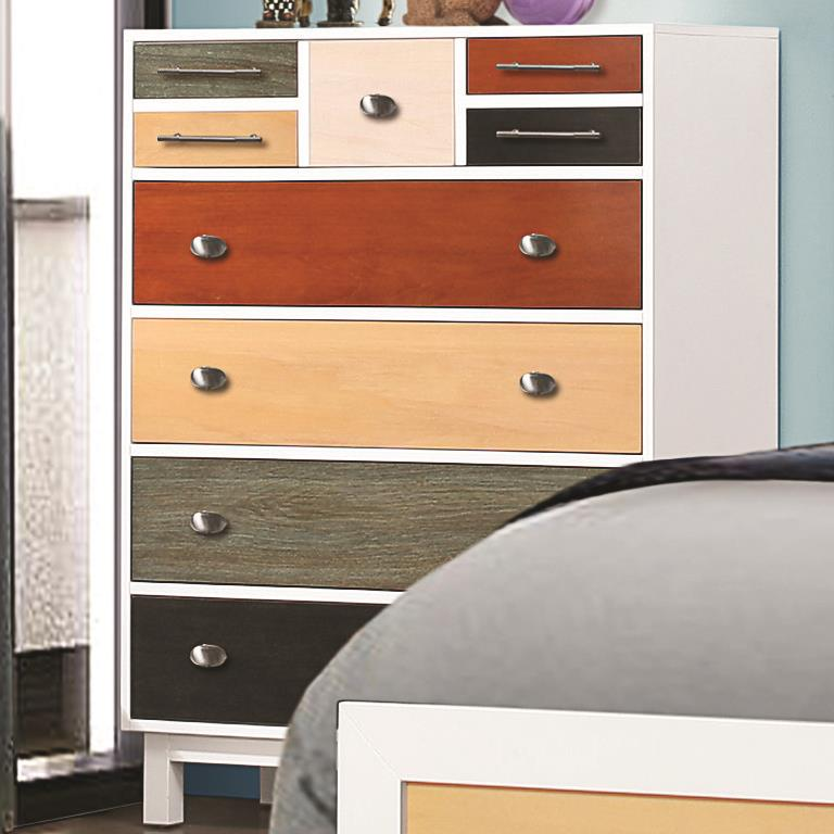 Coaster Lemoore Chest of Drawers - Item Number: 400795