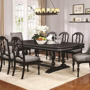 Coaster Leon Dining Table