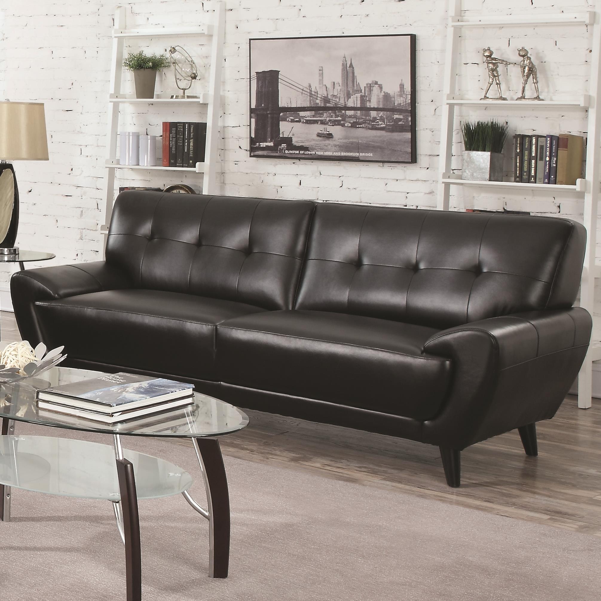 Coaster Leskow Sofa - Item Number: 505211