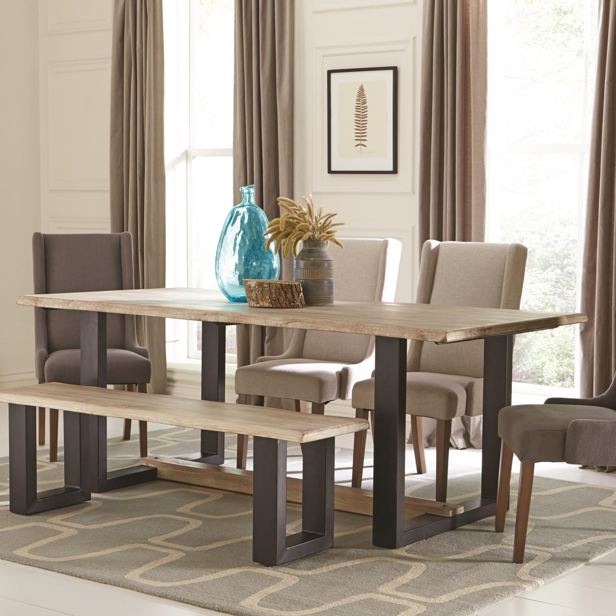 Coaster Levine Dining Table - Item Number: 180181