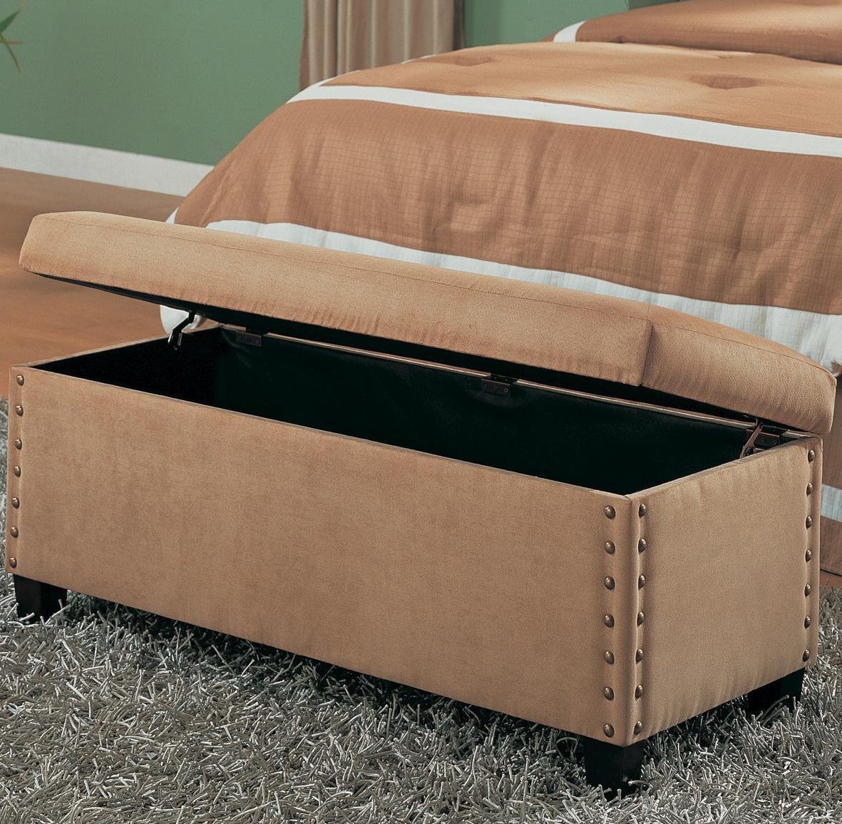 Coaster Lewis Storage Bench - Item Number: 300368