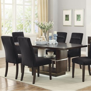 Coaster Lincoln Dining Table