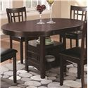 Coaster Lavon Dining Table - Item Number: 102671