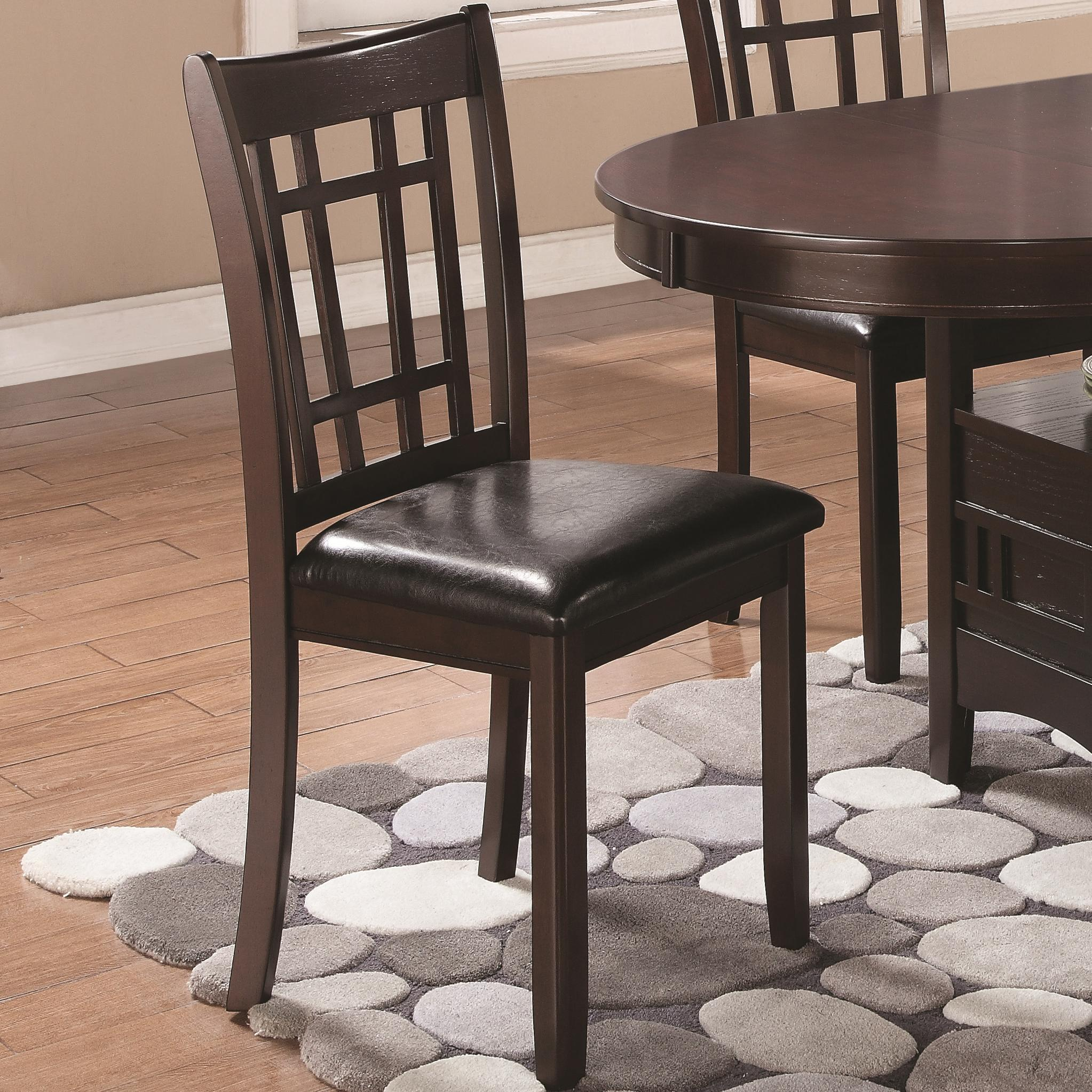 Coaster Lavon Dining Side Chair - Item Number: 102672
