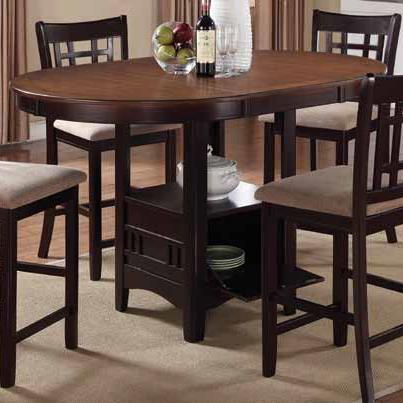 Coaster Lavon Counter Height Table - Item Number: 105278