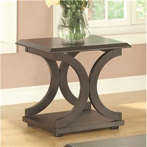 Coaster 703140 End Table
