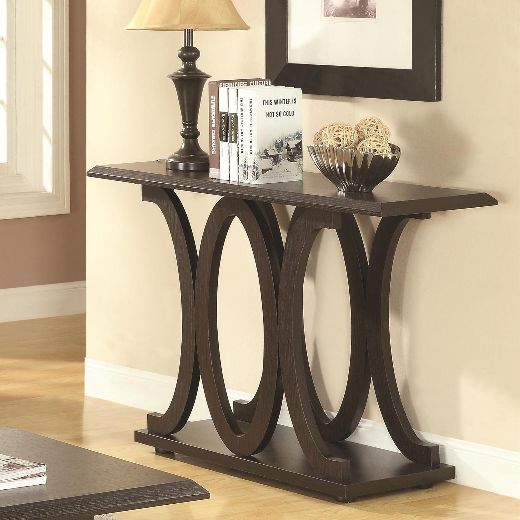 Coaster 703140 Sofa Table - Item Number: 703149