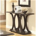 Coaster 703140 C-Shaped Sofa Table - 703149