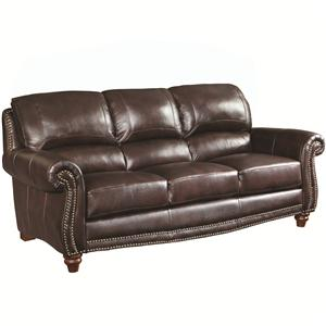Coaster Lockhart Traditional Sofa